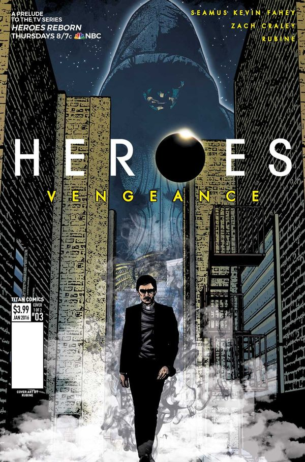 [Cover Art image for Heroes: Vengeance]