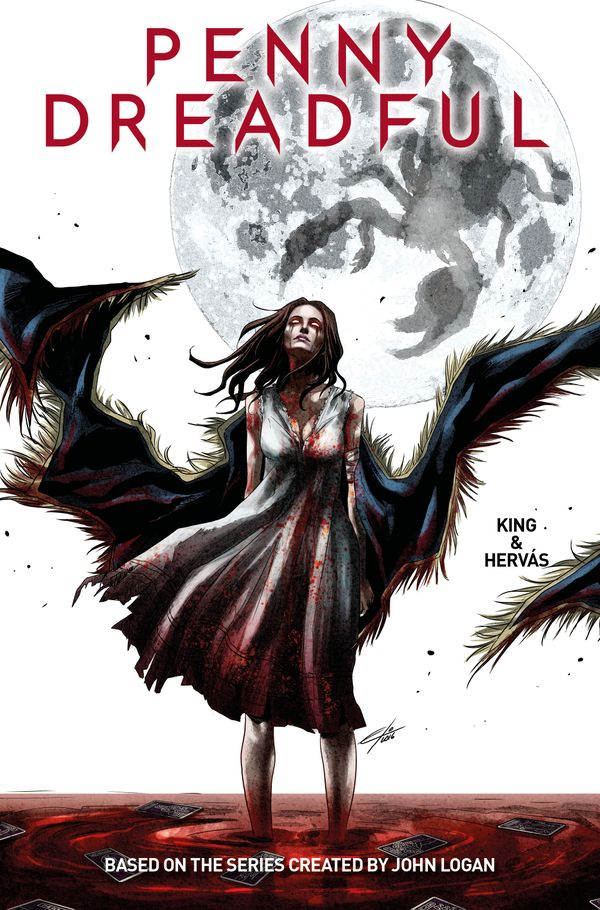 [Cover Art image for Penny Dreadful: The Awaking]