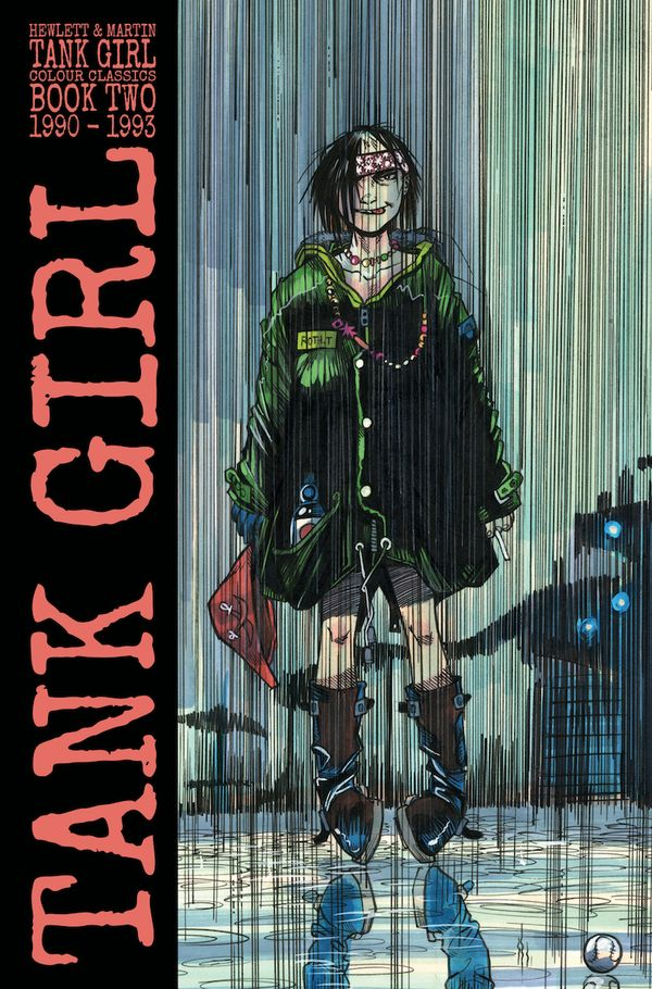 [Cover Art image for Tank Girl: Color Classics Book 2 1990-1993]