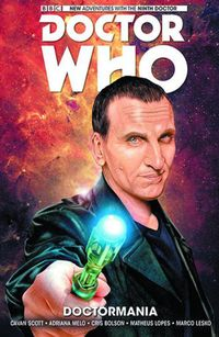 [Image for Doctor Who: The Ninth Doctor]