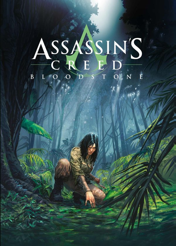 [Cover Art image for Assassin's Creed: Bloodstone Vol. 2]