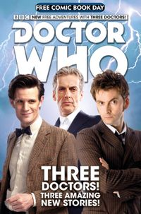 [Image for Doctor Who: Free Comic Book Day]