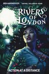 [The cover image for Rivers Of London Vol. 7: Action at a Distance]