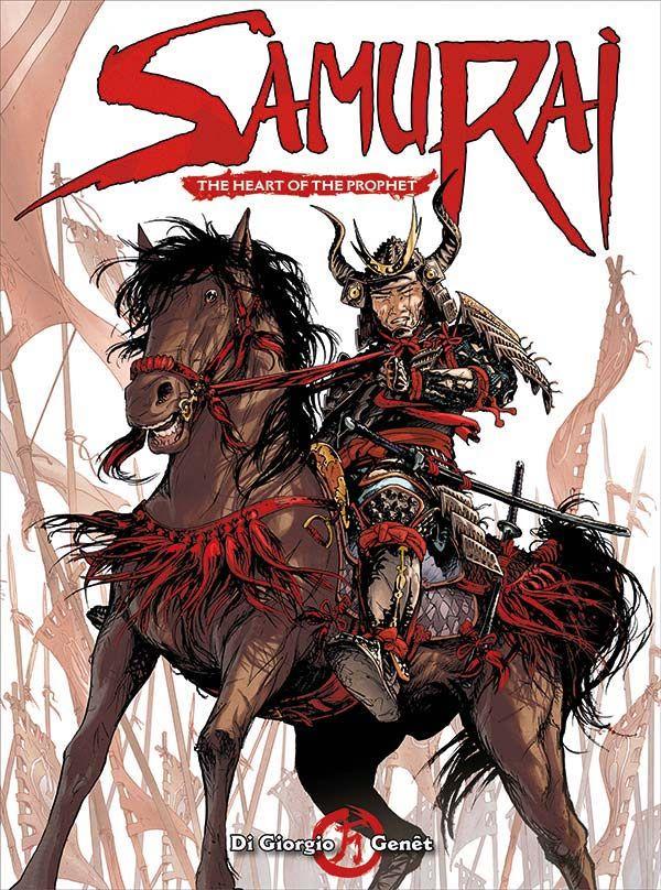 [Cover Art image for Samurai: The Heart of the Prophet]