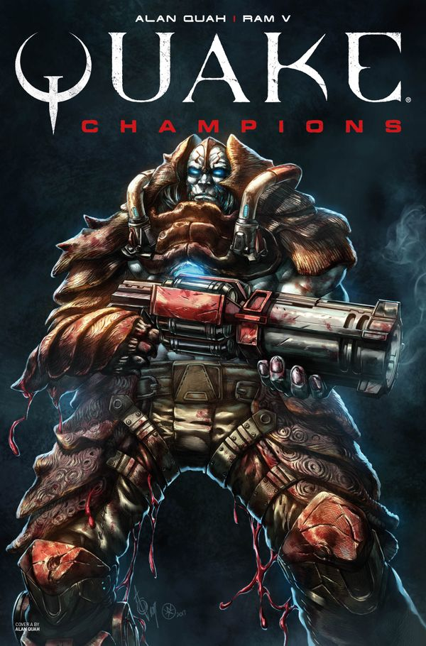 [Cover Art image for Quake Champions]