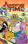 [The cover image for Adventure Time]