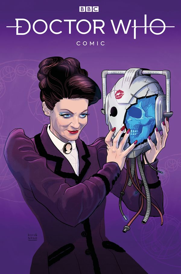 [Cover Art image for Doctor Who: Missy]