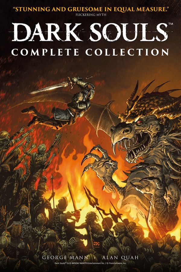 [Cover Art image for Dark Souls: The Complete Collection]