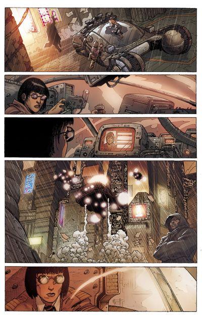 Blade Runner 2019 Titan Comics