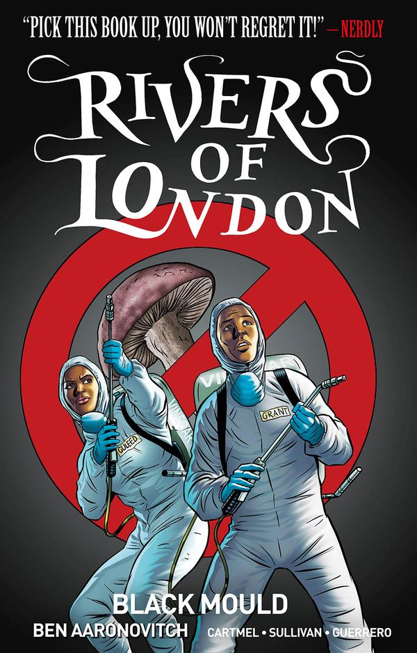 [Cover Art image for Rivers Of London Vol. 3: Black Mould]