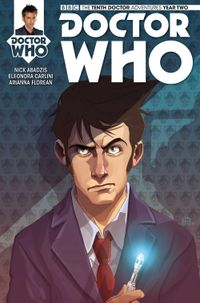 [Image for Doctor Who: The Tenth Doctor]