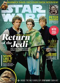 [Image for Star Wars Insider #191]