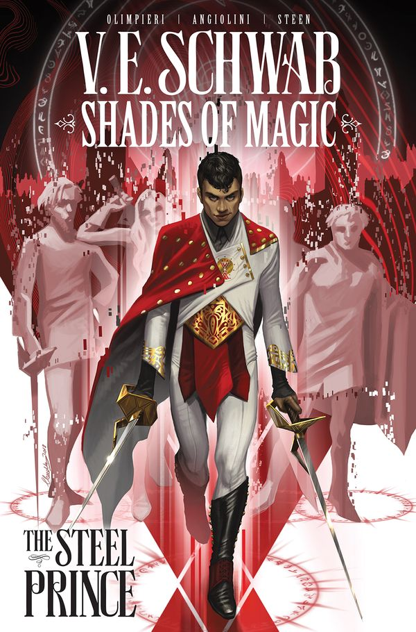 [Cover Art image for Shades Of Magic: The Steel Prince Vol. 1]