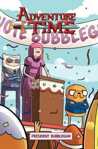 [Image for Adventure Time: President Bubblegum]