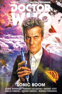 [Image for Doctor Who: The Twelfth Doctor (Softcover)]