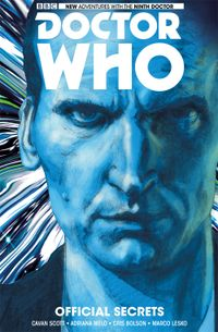 [Image for Doctor Who: The Ninth Doctor Vol. 3: Official Secrets]
