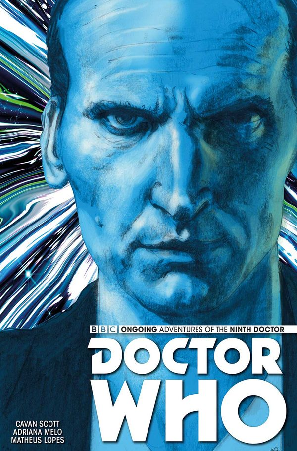 [Cover Art image for Doctor Who: Ninth Doctor]