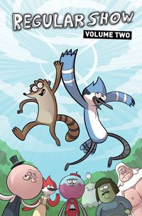 [Image for Regular Show Vol. 2]