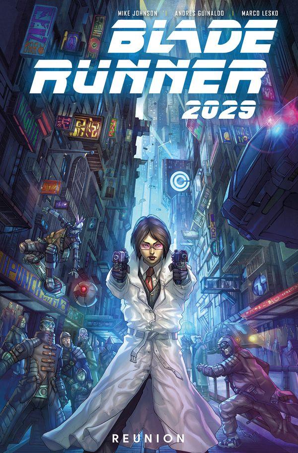 [Cover Art image for Blade Runner 2029 Vol. 1: Reunion]