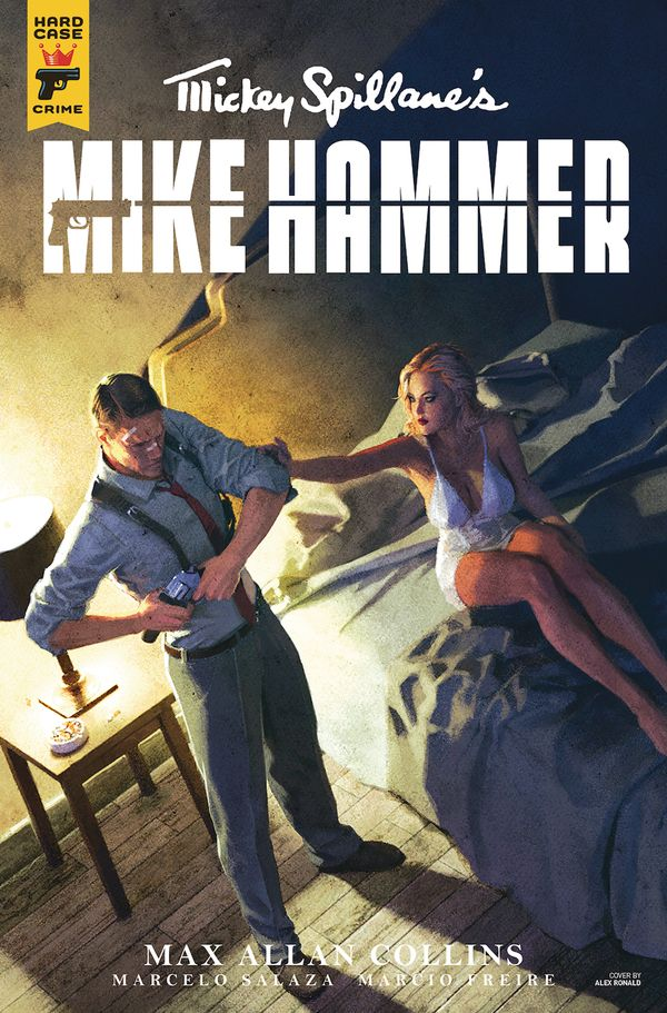 [Cover Art image for Mickey Spillane's Mike Hammer: The Night I Died]