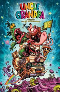 [Image for Uncle Grandpa Vol. 1]