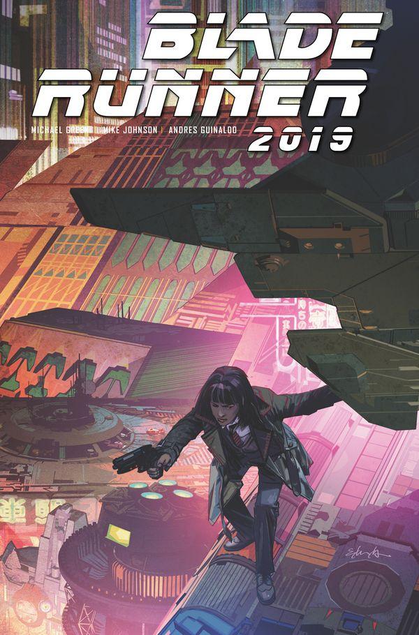 [Cover Art image for Blade Runner]