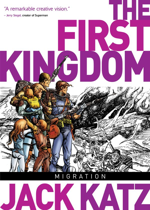 [Cover Art image for The First Kingdom Vol. 4: Migration]
