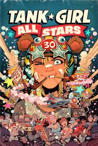 [Image for Tank Girl: Tank Girl All Stars]