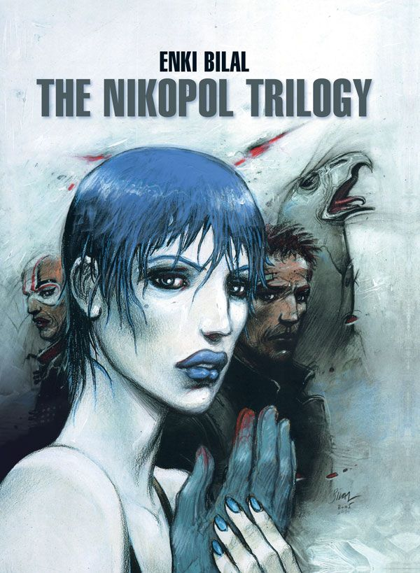 [Cover Art image for Nikopol Trilogy]