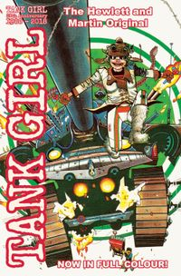 [Image for Tank Girl Full Colour Classics]