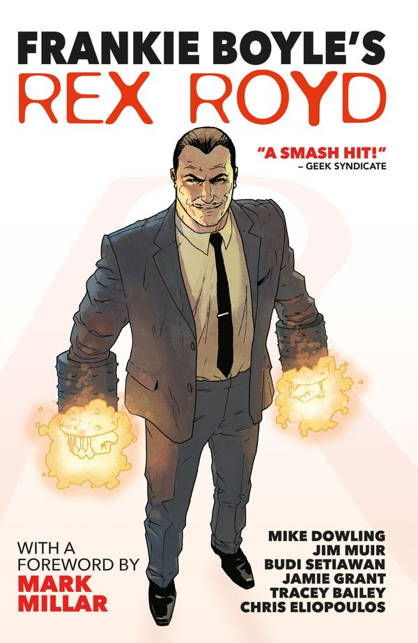 [Cover Art image for Rex Royd]