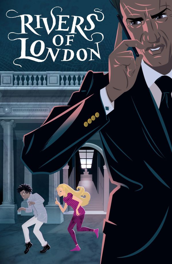 [Cover Art image for Rivers of London: Monday, Monday]