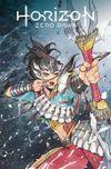 [The cover image for Horizon Zero Dawn: The Sunhawk]