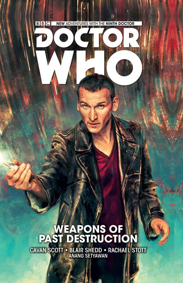 [Cover Art image for Doctor Who: The Ninth Doctor Vol. 1: Weapons of Past Destruction]