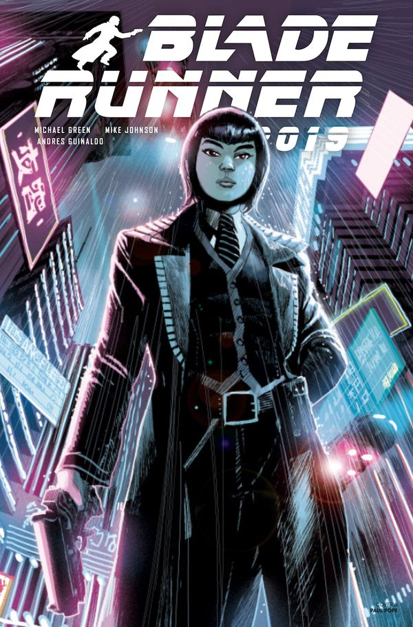 [Cover Art image for Blade Runner: 2019]