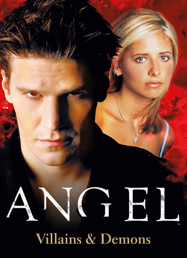 [Cover Art image for Angel]