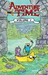 [The cover image for Adventure Time Vol. 7]