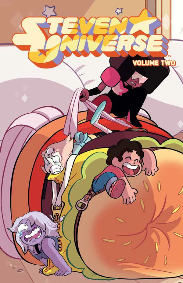 [Cover Art image for Steven Universe Vol. 2]