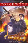 [The cover image for Torchwood Vol. 1: World Without End]