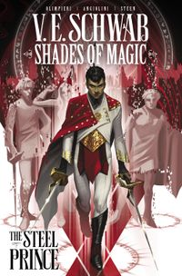 [Image for Shades of Magic: The Steel Prince]