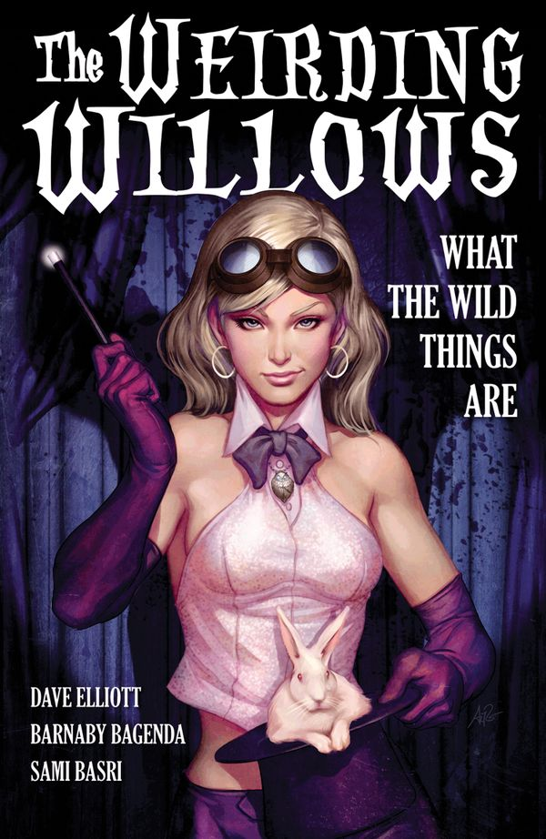 [Cover Art image for A1 Presents The Weirding Willows]
