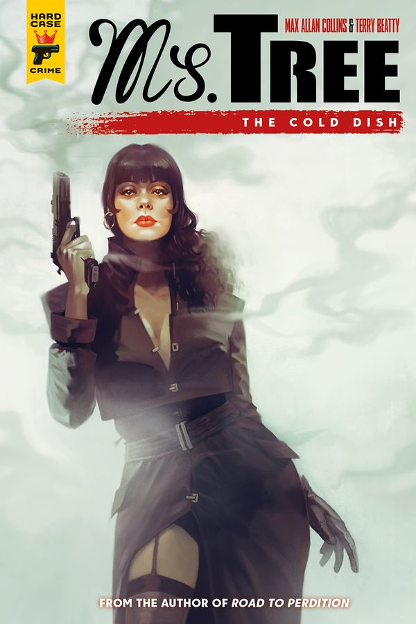 [Cover Art image for Ms. Tree: The Cold Dish]