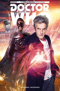 [Image for Doctor Who - GHOST STORIES #1!]