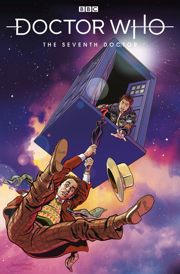 [Cover Art image for Doctor Who The Seventh Doctor: Operation Volcano]