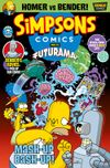 [The cover image for Simpsons Comics 29]