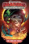 [The cover image for Dragons Defenders of Berk: The Endless Night]