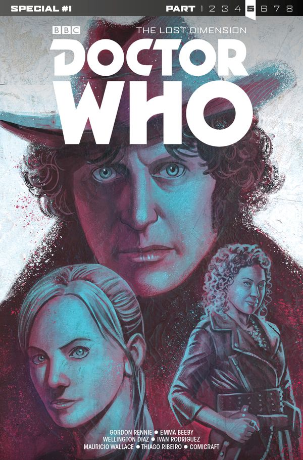 [Cover Art image for Doctor Who Special 1: The Lost Dimension]