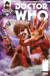 [The cover image for Doctor Who: The Fourth Doctor Miniseries]