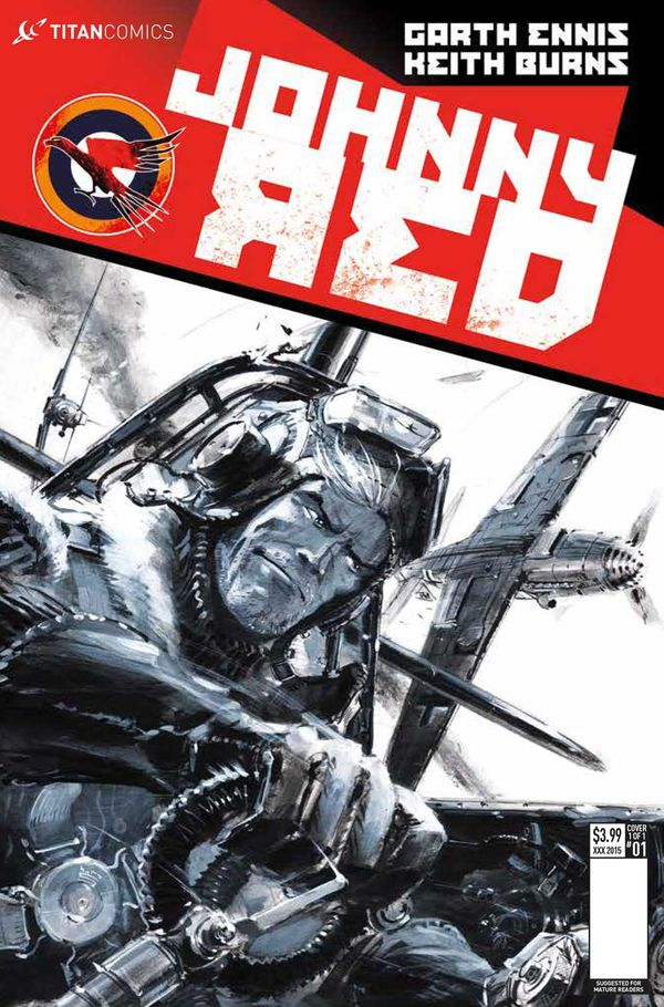 [Cover Art image for Johnny Red]