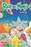 [The cover image for Rick and Morty Vol. 1]